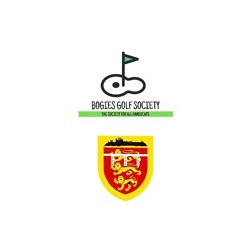 9th Jan Bogies @ Dunstanburgh Castle Golf Club