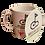Thumbnail: Bogies Personalised Mug & Coaster