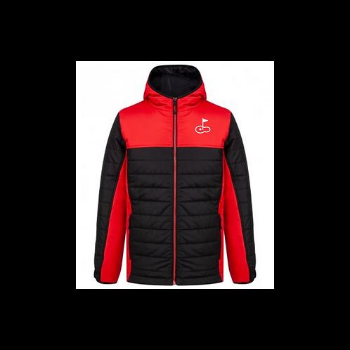 Bogies Contrast Padded Jacket