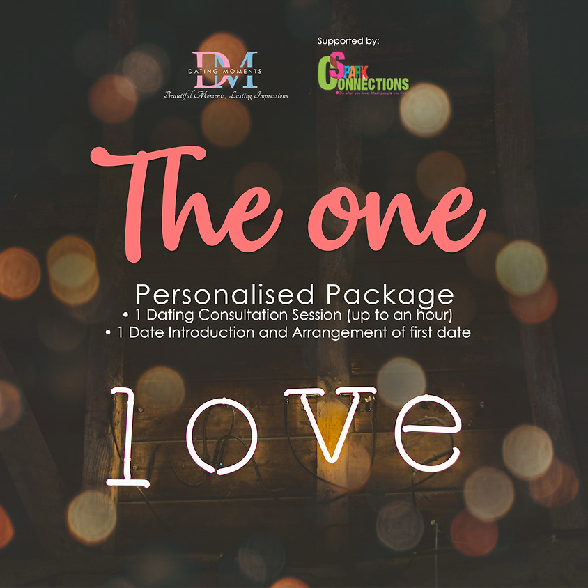 Personalised Package: The ONE (1)
