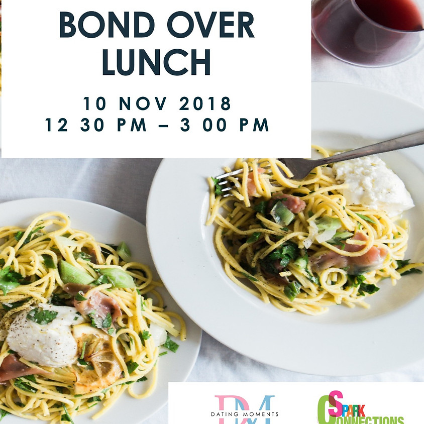 SDN Dating Deal 2018 - Bond over lunch CALLING FOR LADIES!