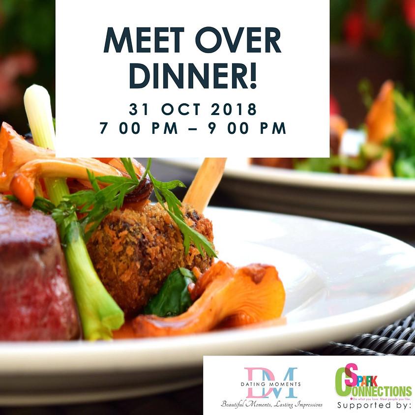 SDN Dating Deal 2018 - Meet over dinner!