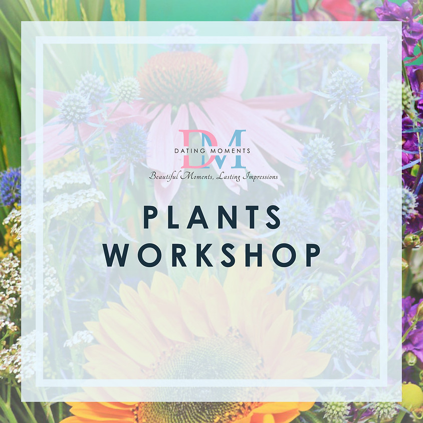 FIND YOUR MUSE #3 - BUILD A ECO-PLANT WORKSHOP (1)