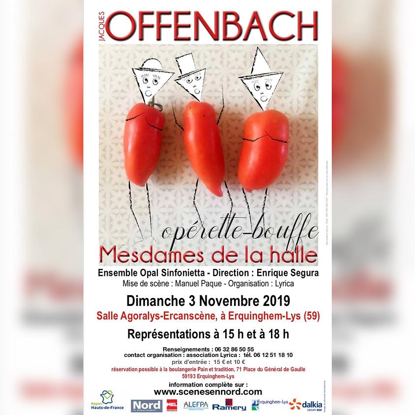 Mesdames de la Halle - J. Offenbach