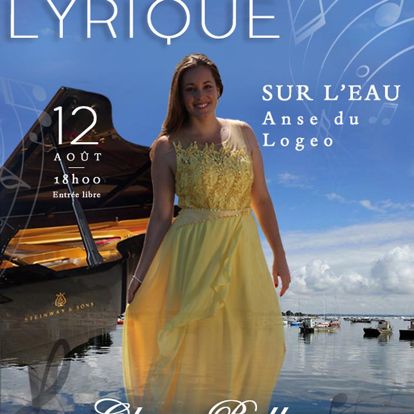 Récital lyrique sur l'eau - Baie du Logeo (1)