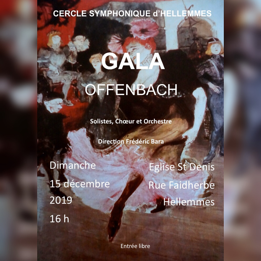 Gala Offenbach