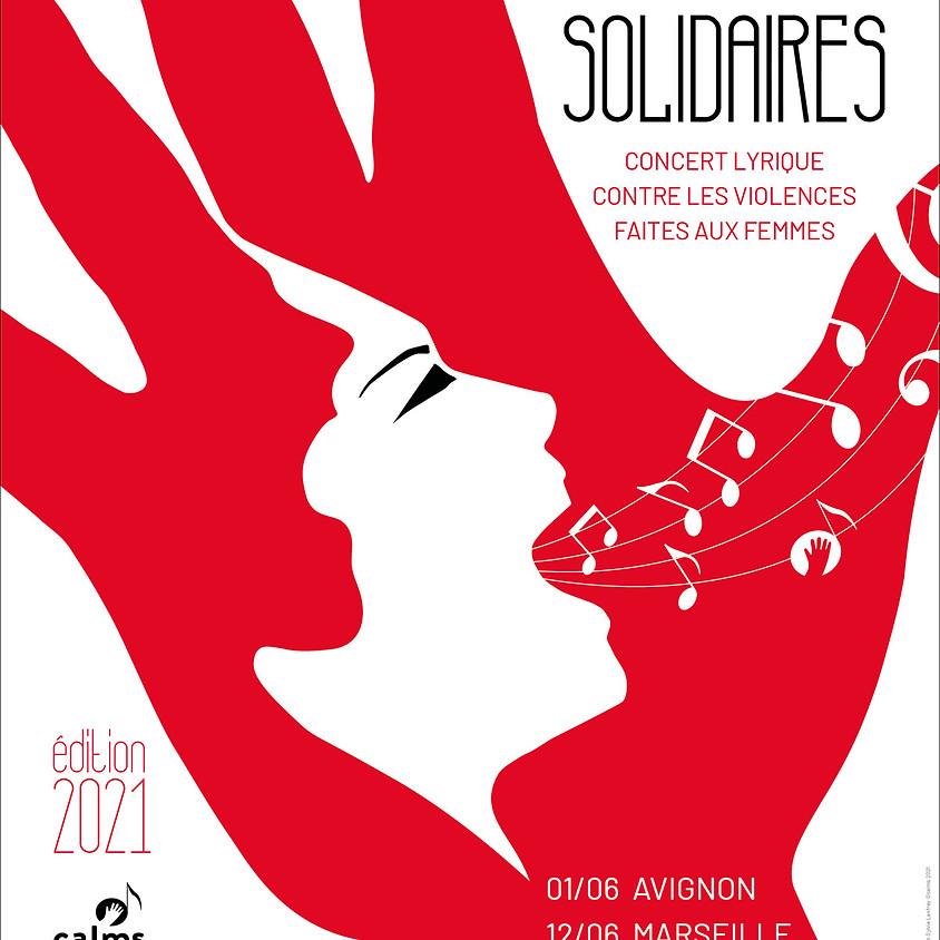 Les Voix Solidaires - Gala d'opéra du CALMS