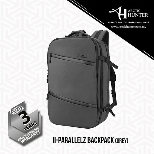i-Parallelz Backpack