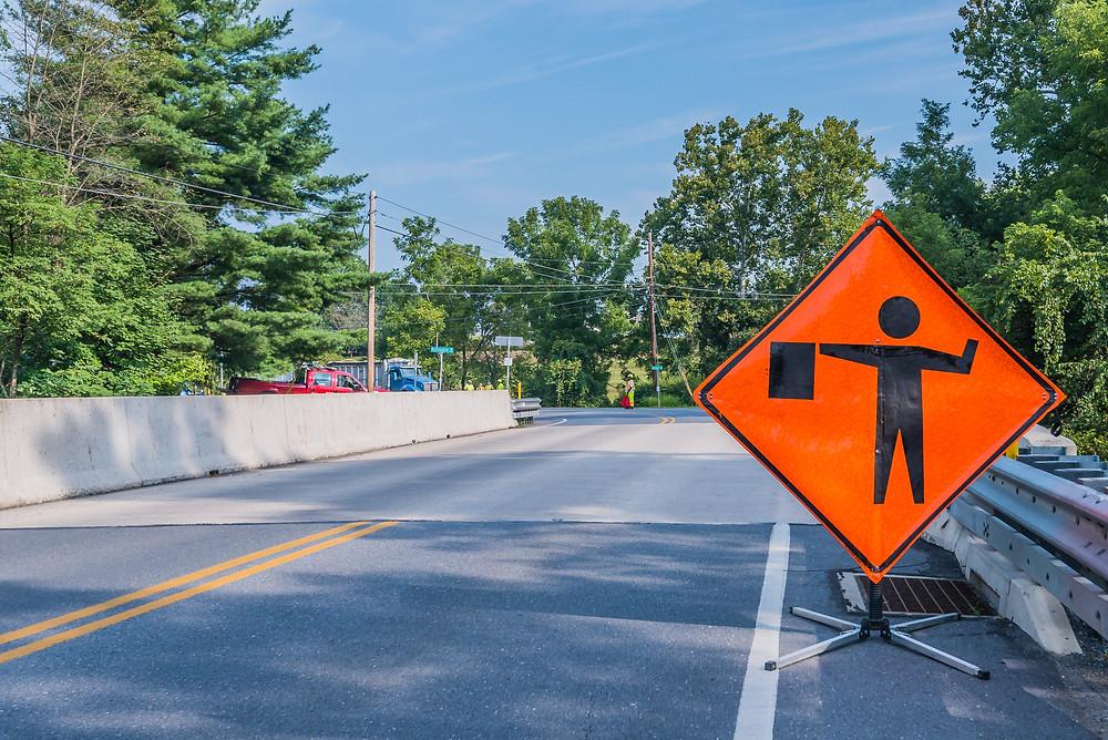 Traffic Control Road safety