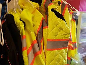 traffic control apparel
