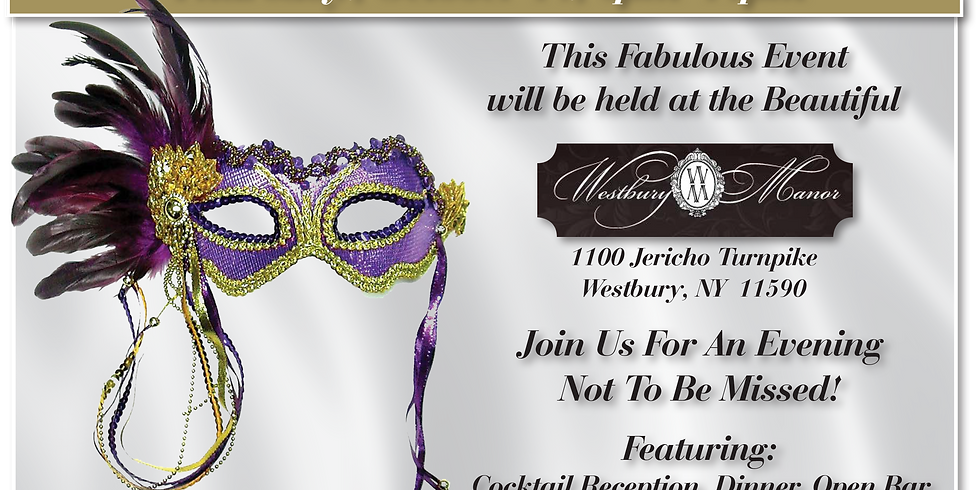 12TH ANNUAL MASQUERADE BALL AND CHARITY EVENT
