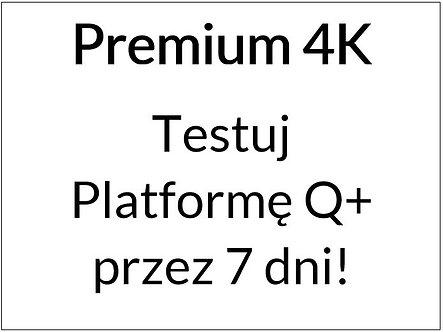 Pakiet Premium - Test 7 dni