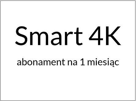 PRZEDŁUŻENIE - Pakiet Smart (1 miesiąc / 30 dni)
