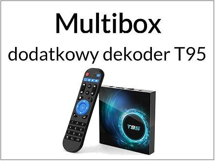 Multibox ( z dekoderem T95)