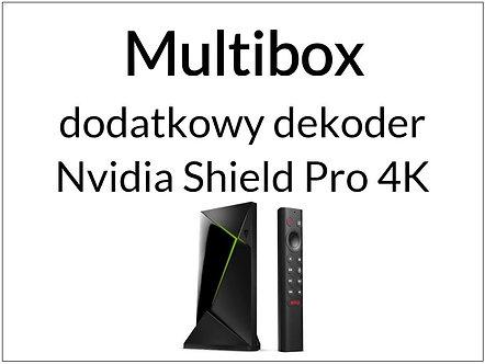 Multibox (z dekoderem Nvidia)