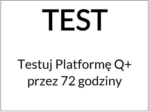 TEST - 72 godzin
