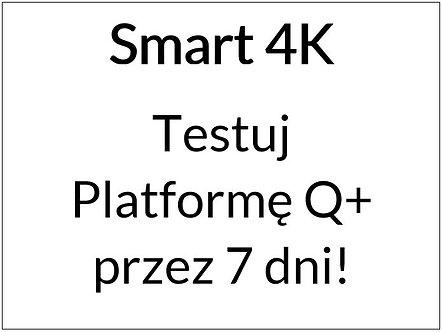 Pakiet Smart - Test 7 dni