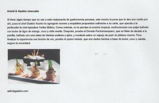foodandtravel.mx Diciembre 2012