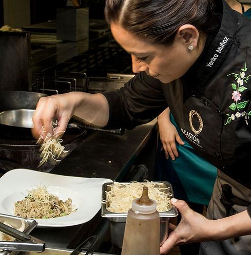 Chef Yerika Muñoz