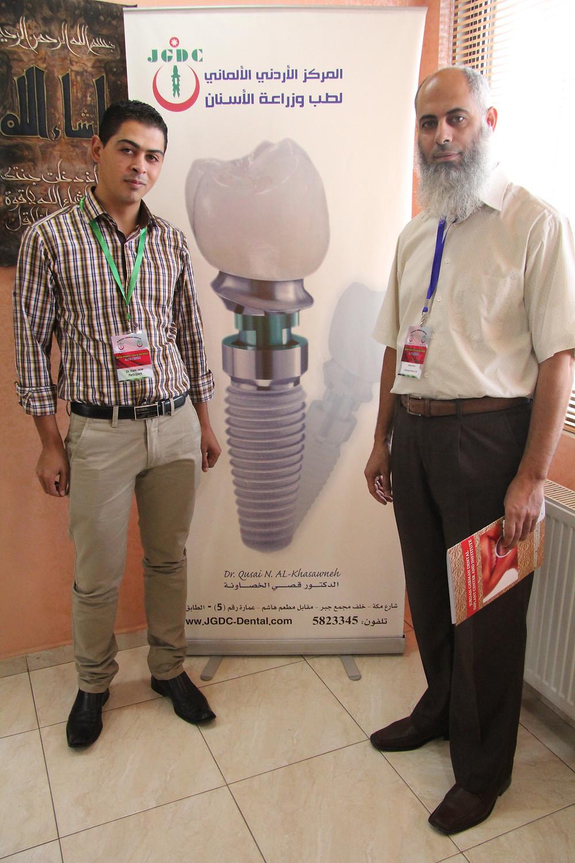 Dental Implant Marathon/Dr.Qusai Alkhasawnah