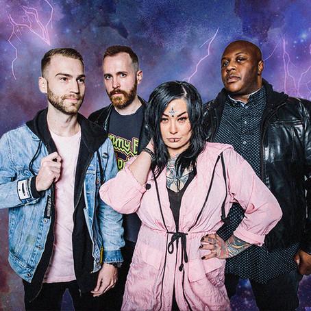 "Alt-Pop Band Haunter Talks ""Illuminate,"" Genre Blending, & More."