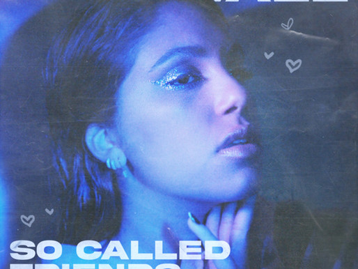 """Colombian Singer VALÉ Releases """"So Called Friends"""""""