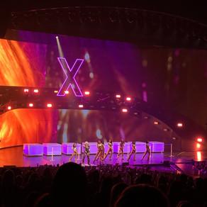 Christina Aguilera - The Xperience @ Zappos Theater