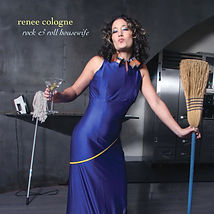 Renee Cologne Rock & Roll Housewife album cover