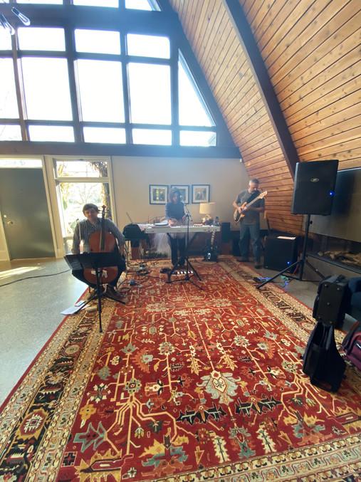 Sound Check - The Dark Lodge