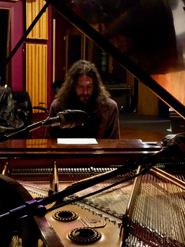 Pete Vitalone at Kaleidoscope Sound