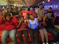 Youth Night out Bowling Febuary 2017