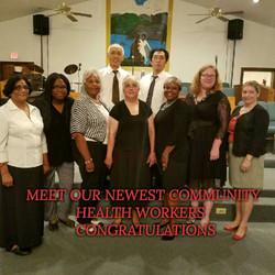Community Worker Program