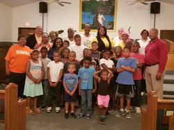 Vacation Bible School Summer 2017