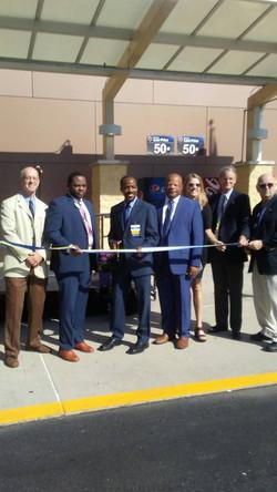 Pastor Cooper re-opening WalMart