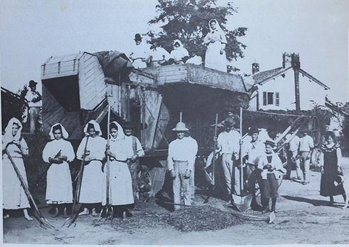 Squadra di trebbiatori del 1905