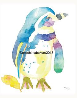 watercolorpenguin
