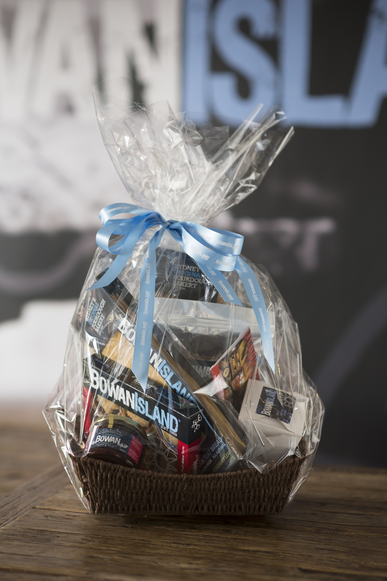 Bowan Island Christmas Hampers