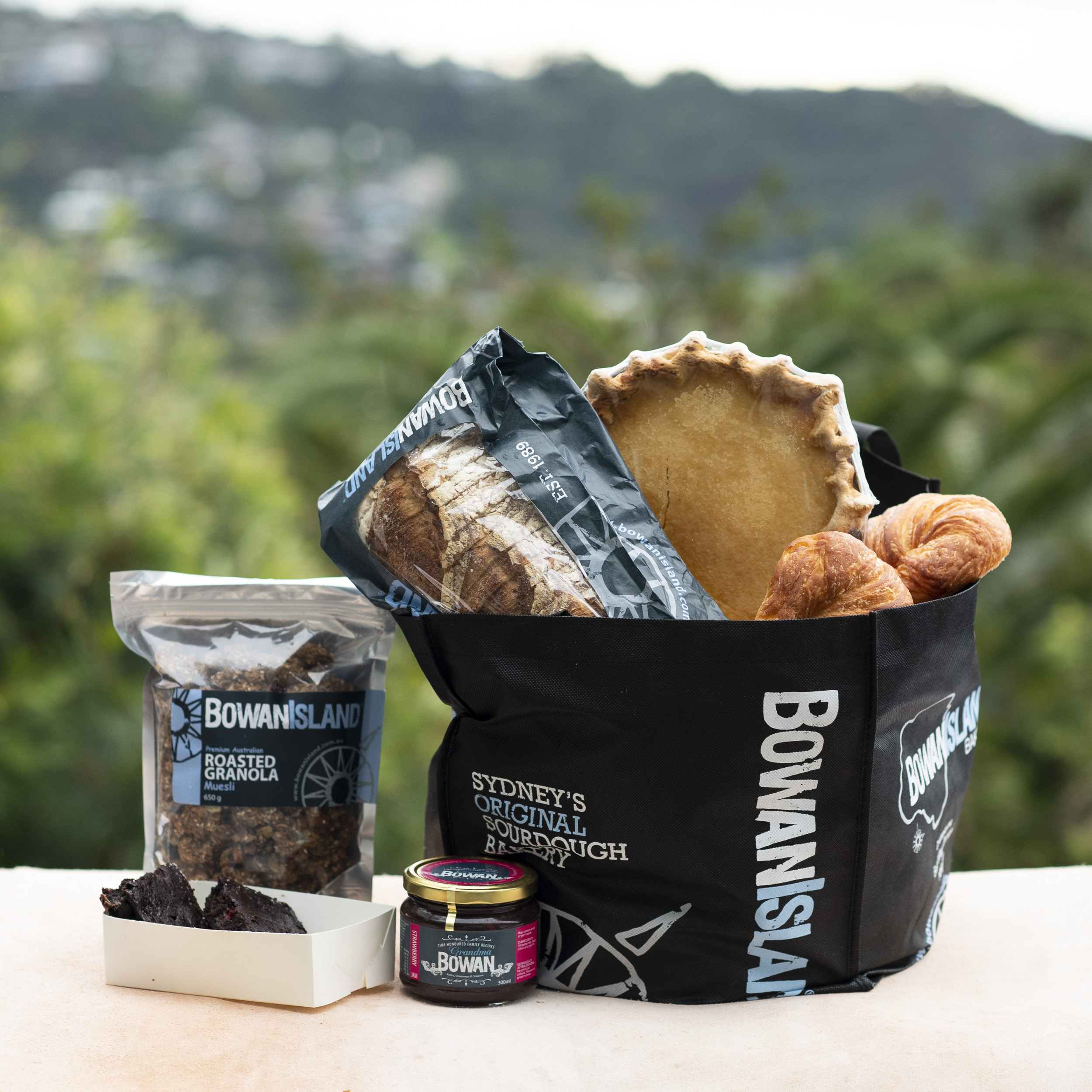 Bowan Island Mother's Day Hamper