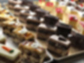fancy pastries