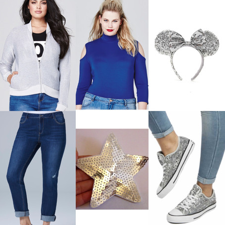 Plus Size 25th Outfits – Part 2