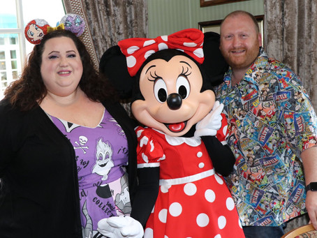 A Plus Size Perspective – Disneyland Paris Resort. Part Three