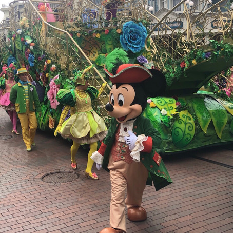 Pirates and Princesses – My thoughts on DLP Spring season 2018