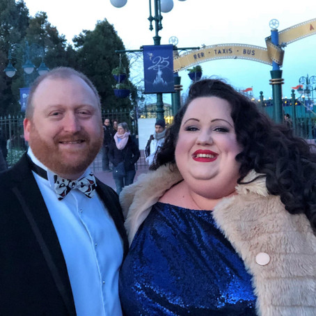 Plus size Disney – All my outfits from my last trip.