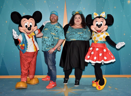 Plus Size Disney – All my outfits on my last trip