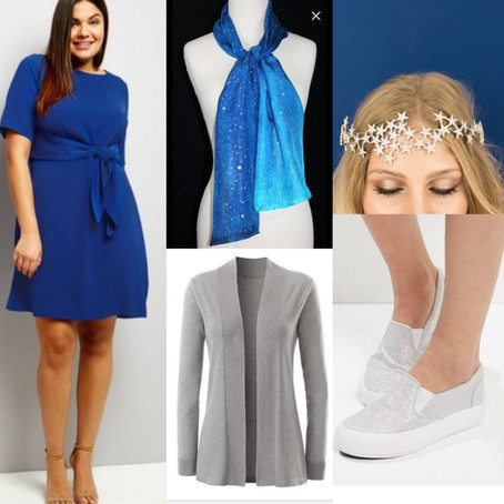 Plus Size 25th Outfits … Part One!