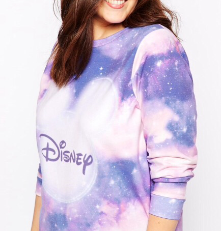 Plus Size Disney UK