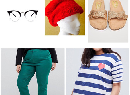 Plus size Disneybound – Mr Smee