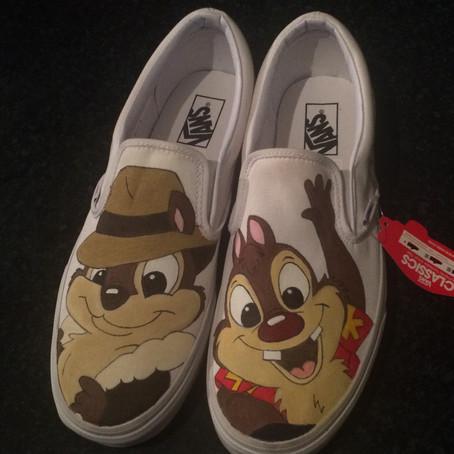 Disney shoes!