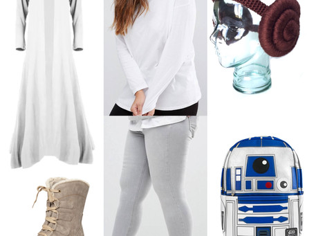 Plus Size Disney – Princess Leia