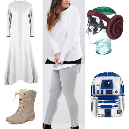 Plus Size Disney – Princess Leia